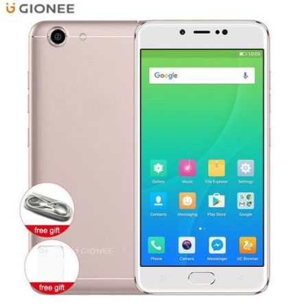"S10 LITE 4GB RAM 32GB ROM Qualcomm Snapdragon 427 5.2""HD Android 7.1 4G LTE Smartphone - Gold"