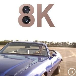 8K Video Recording