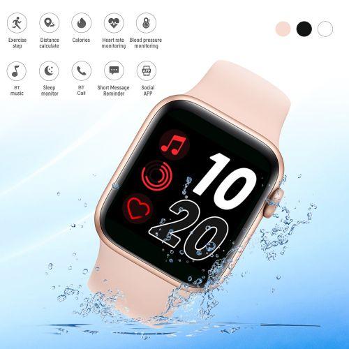 T500 Intelligent Watch Health Monitor IP67 Waterproof