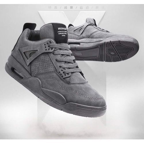 ENS Smart Unisex Classic Sneakers - Grey
