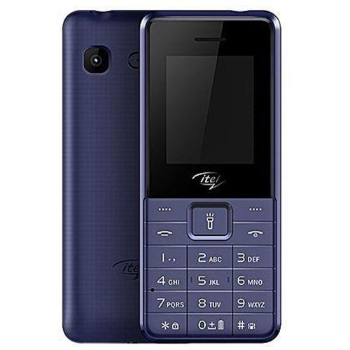 5606 Dual Sim, 2500mAh Battery, Wireless FM, Facebook, - Dark Blue