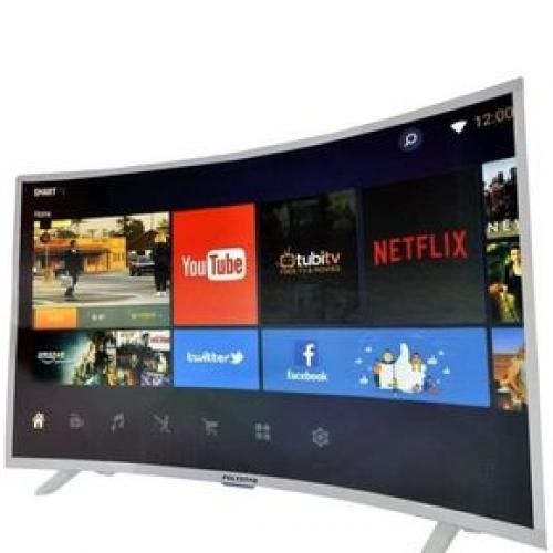 32 Inch Smart Curved TV Full HD With Netflix Android 8.0