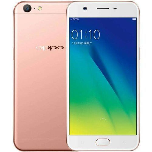 OPPO A57 5.2 Inch 3GB 32GB (Expandable Up To 256GB) Android 6.0 Qualcomm Octa-core Pink