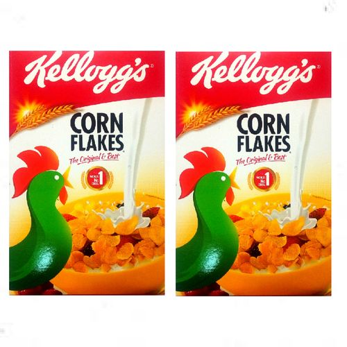 Corn Flakes (Pack Of 2) 325g Each