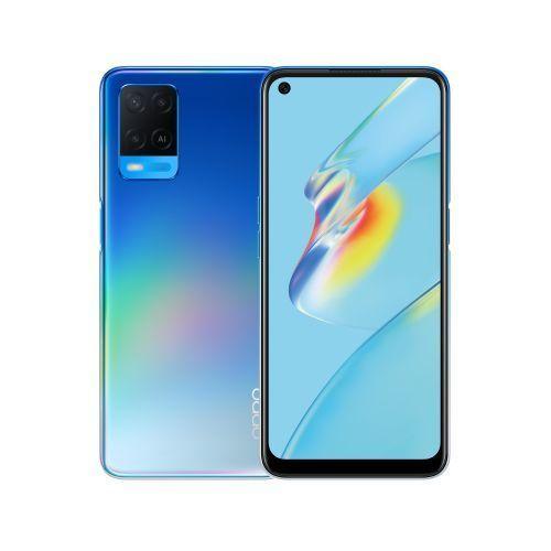 "A54, Starry Blue, 6.51"", 4GB RAM 64GB ROM, 16MP Selfie Camera 13MP+2MP+2MP Rear Camera, 5000mAh - Starry Blue"