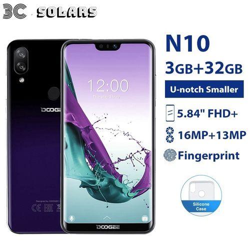N10 Octa-Core 3GB RAM 32GB ROM Mobile Phone 5.84inch FHD+19:9 Smartphone 16MP Camera 3360mAh 4G LTE Cellphone
