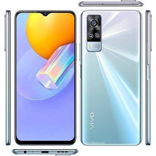 "Y51 - 6.58"" (8GB RAM, 128GB ROM) Android 11 (48+8+2)MP + 16MP Wide Angle Selfie - 5000mAh - Dual Sim - Crystal Symphony"