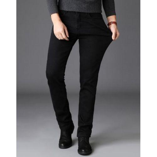 Smart STOCK Jeans For Men - Black