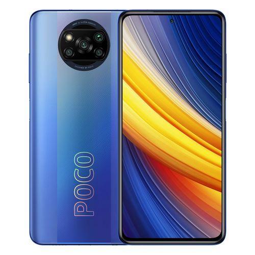 POCO X3 Pro, 6GB+128GB, 6.67 Inch Dual SIM - Frost Blue