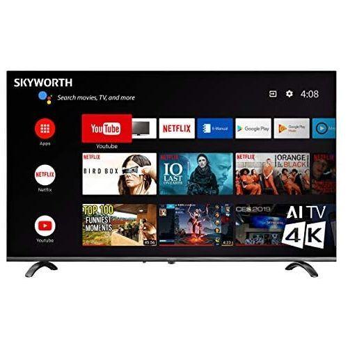 50 Inch 4K (UHD) Smart Android TV ( NETFLIX) WIFI