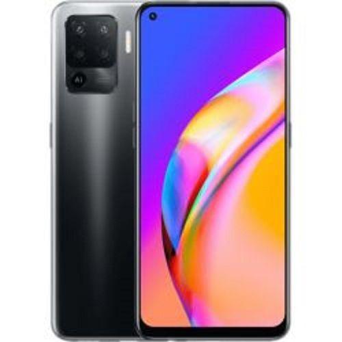 Reno5 F, 6.43-Inch (8GB RAM 128GB ROM) Android 11, Camera (48MP + 8MP + 2MP + 2MP) + 32MP Dual SIM - Fluid Black