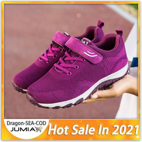 2021 Womens Casual Classic Shoes Running Sneakers - Purple