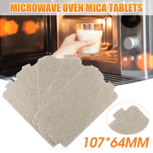 5pcs/pack Microwave D Oven Mica Tablets For Midea Magnetron