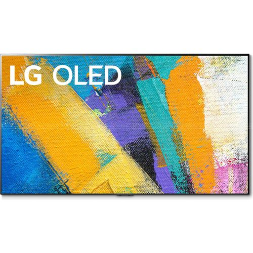 OLED TV 65 Inch GX Series, Gallery Design 4K Cinema HDR WebOS Smart AI ThinQ Pixel Dimming