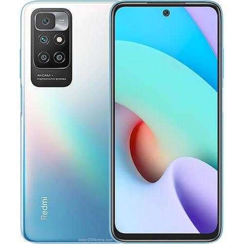 "Redmi 10 - 6.5"" - 6GB RAM - 128GB ROM - (Main Camera: 50MP, Selfie: 8MP) - Dual Sim - 4G LTE - 5000mAh - Sea Blue"