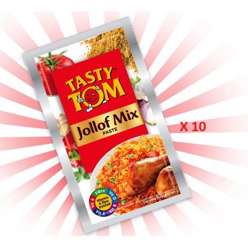 Jollof Mix Paste - 10 Sachets