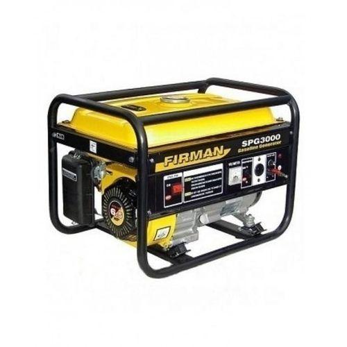 Firman SPG3000 Manual Start Generator 2.8KVA Max 190% Copper