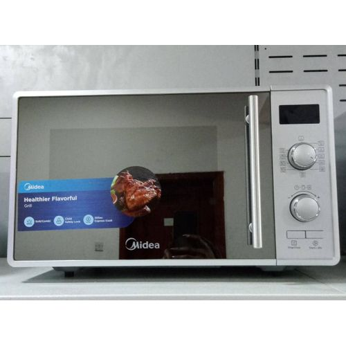 25LTR MICROWAVE OVEN WITH GRILL AG925AGN-P SILVER