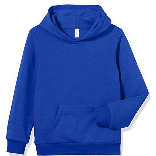 Children Plain Hoodie For Boys Or Girls- Royal Blue