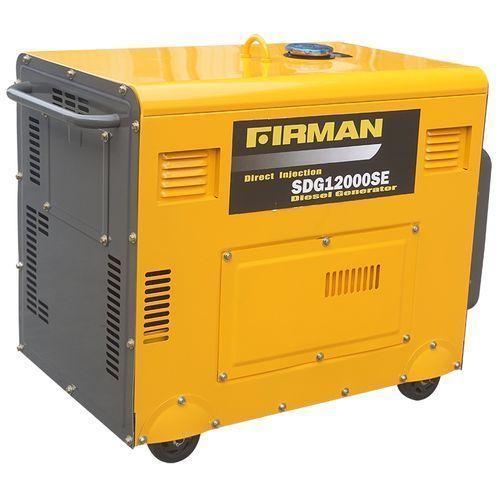 Soundproof Diesel 6.5KVA 100% COPPER COIL Generator