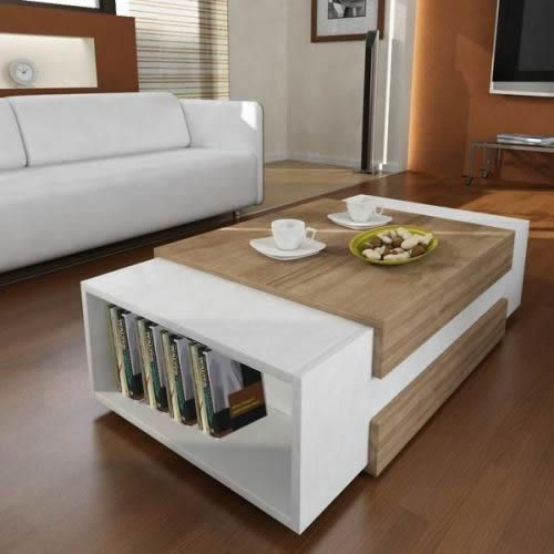 multipurpose center table coffee table chair with book shelf furniture nationwide delivery