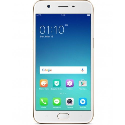 OPPO A57 5.2 Inch 3GB 32GB (Expandable Up To 256GB) Android 6.0 Qualcomm Octa-core Gold