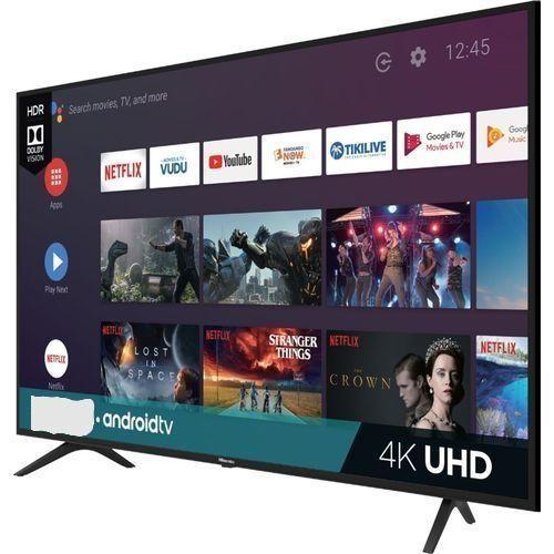 "55"" 4k UHD ANDROID LED TV+FREE WALL BRACKET-R"