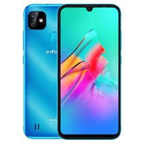 """Smart HD 2021(X612)- 6.1"""" HD+ WATERDROP- 32GB ROM/ 2GB RAM- Android 10 (Go Edition 5000 MAh, Non-removable Topaz Blue"""
