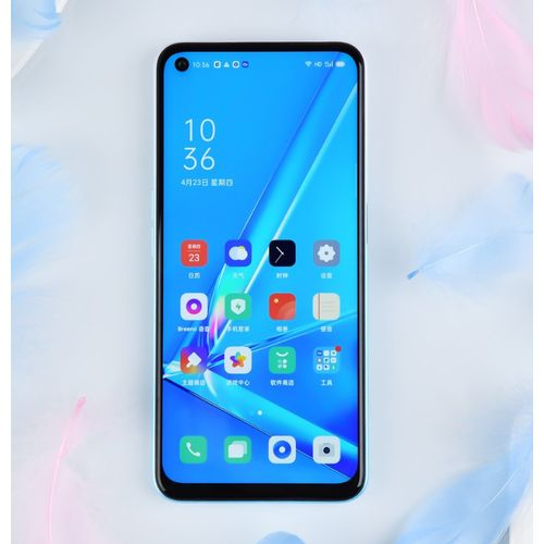 A52 6.5inch Screen ColorOS 7.1 8GB RAM, 128GB ROM 12MP + 8MP Camera Ultra Wide Angle 5000mAh Battery-As Show