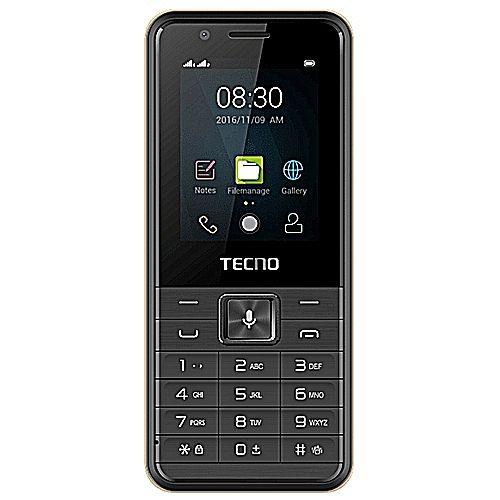 "T901 2.4"" 3G WhatsApp, Facebook, YouTube ,1900 Mah- Black"