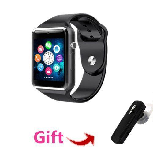 A1 Bluetooth Smartwatch Pedometer With SIM Slot