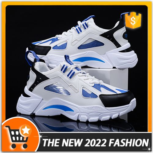 2021 Mens Casual Classic Shoes Running Sneakers - White