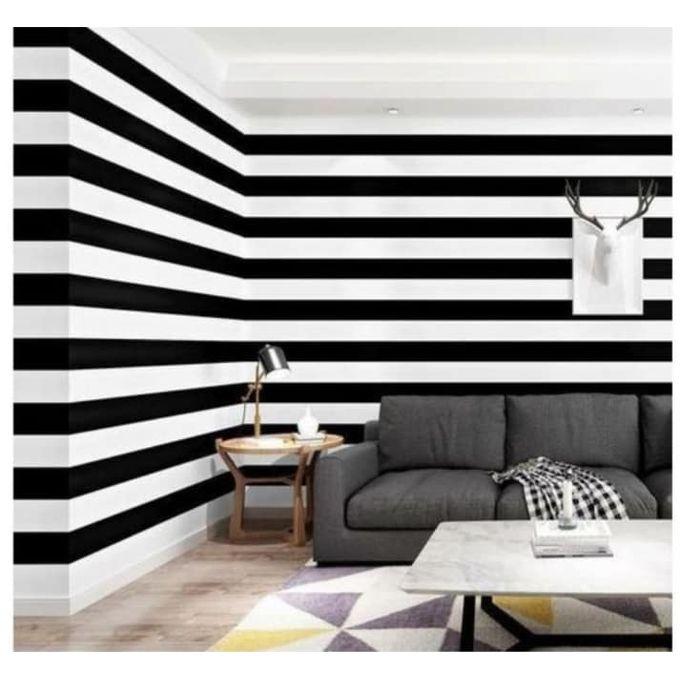 Exotic Wallpapers Adore Decor Monochrome Stripes Wallpaper Jumia Nigeria