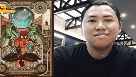 Ilustrator Asal Indonesia Menangkan Fan Art Spider-man: Far From Home