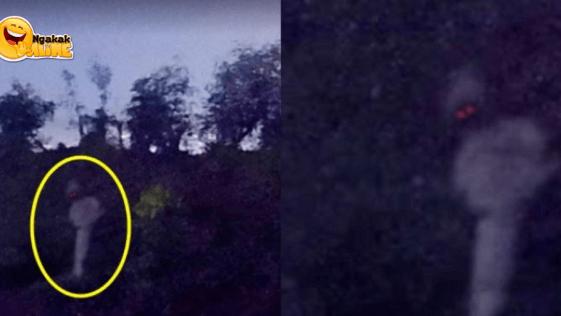 Viral Penampakan Pocong di Google Maps Kedungwaru Kidul