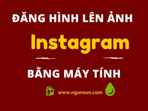 cach dang hinh len instagram