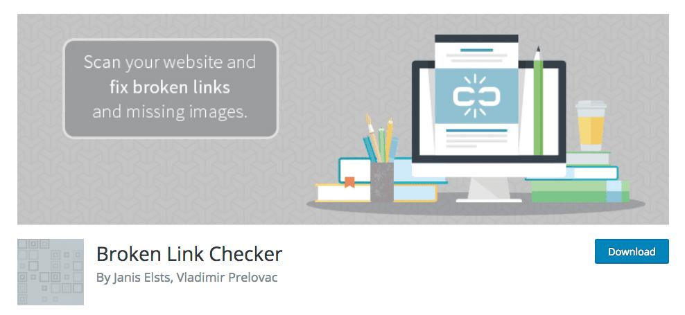 plugin seo tot nhat -link broken checker