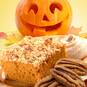 Powerful Fragrance Oils: Pumpkin Crunch Cake Fragrance Oil