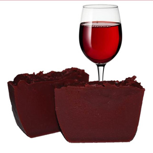 Wine Cold Process Soap Recipe