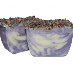 15 Mothers Day Crafts: Lavender Luxury Cold Process Soap Recipe