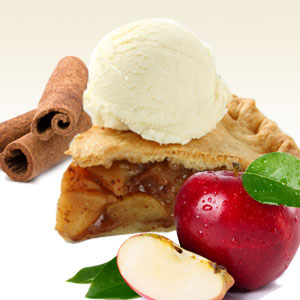 Pie Fragrance Oils: Apple Pie Fragrance Oil (Our Old Version)