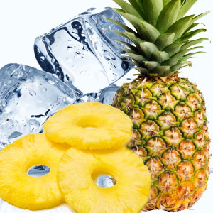 What Are the Best Scents for Summer:Iced Pineapple Fragrance Oil