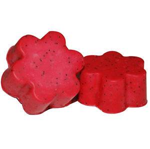 Soap Recipes for Christmas: Peppered Poppy Seed Cold Process Soap Recipe