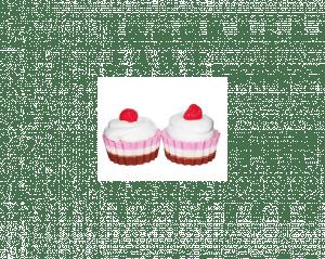 Neapolitan Cupcake Soap