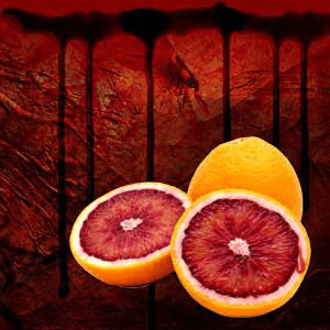 Orange Swirled Cold Process Soap Recipe: Blood Orange Fragrance Oil