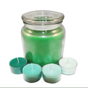 9 Soy Candle Recipes: NG 100% Soy Wax (GF 415)