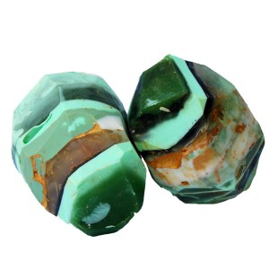 Crafts for St. Patrick's Day Blarney Stone Soap Recipe