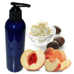 12 Peach Fragrance Oil: Shea Butter Hair Gel Recipe