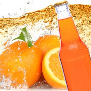 orange soda pop scent