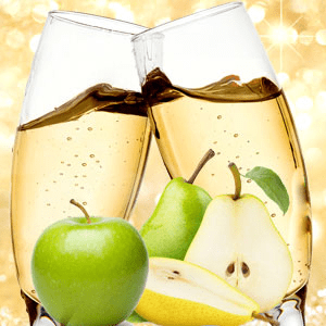 Fragrance Oils for the New Year: Champagne Pear Fragrance Oil